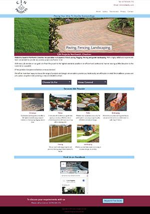 CJN Projects site