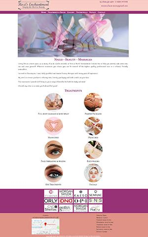 Rozi's Enchantment Website